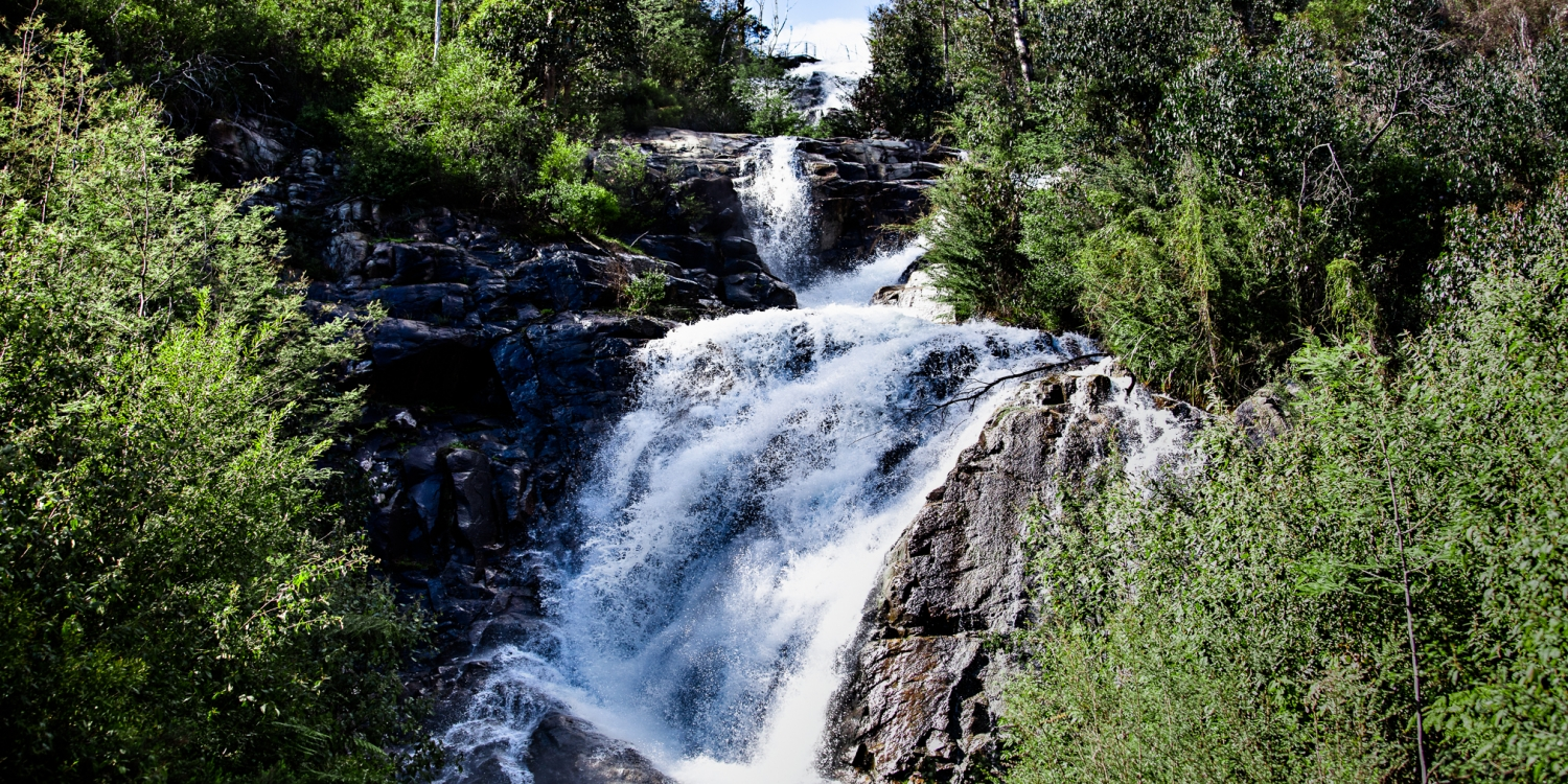 Steavenson water Fall by HTB 30 x 60 inches     (76 x 152 cm) | steavensons-falls-panorama.jpg